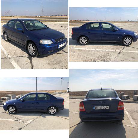 Opel Astra G, An 2004