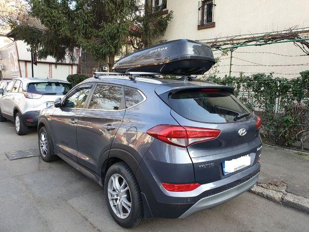 Bare Portbagaj ALUMINIU Hyundai Ix35 Tucson Kona Santa Fe i30 i40 SW