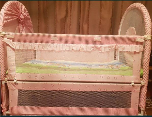 Продам кровать детскую с рождения