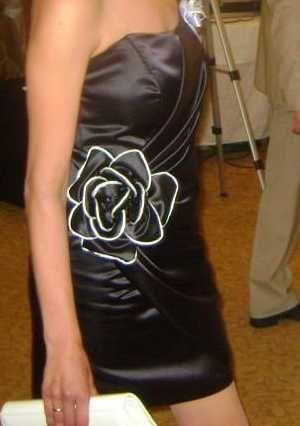 Официална рокля (използвана само веднъж)