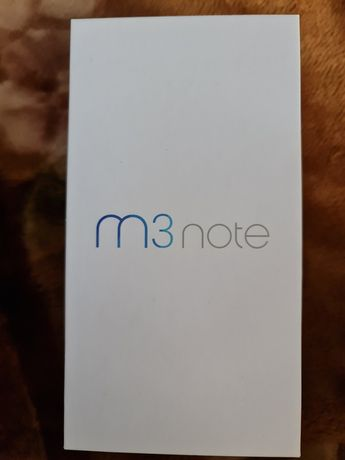 Продам смартфон Meizu m3 note