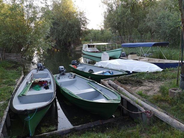 Inchiriere barci, excursii si transport pescari in Dunavatu de jos