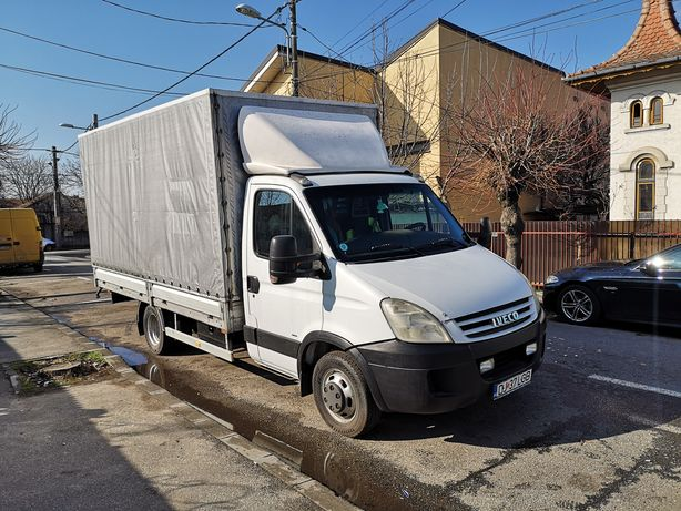 Iveco Daily 35C10 2.3 hpi diesel 3.5 tone cargo transport