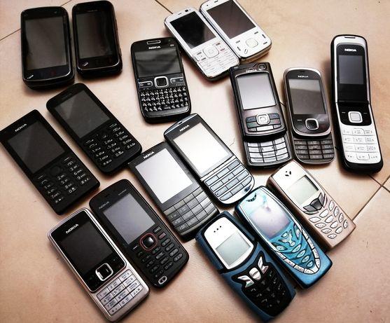 Nokia N97,E72,N79,N86,216,215,N80, 7230,2720,,5220,X3,5210,7210,6510