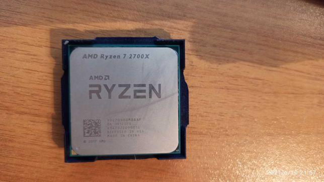 Процессор Ryzen 7 2700x СРОЧНО