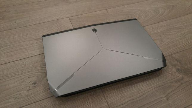 Laptop nou alienware 17,3 ,intel core i7-quad core ,video 8 GB GTX 980