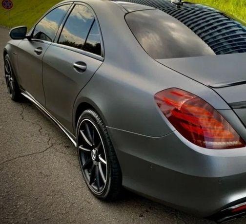 Mercedes S Class Pachet AMG 63 Variante / Schimb