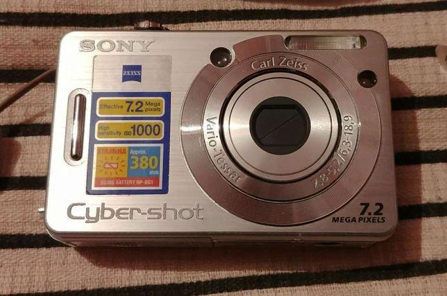 Camera foto Sony DSC W 55