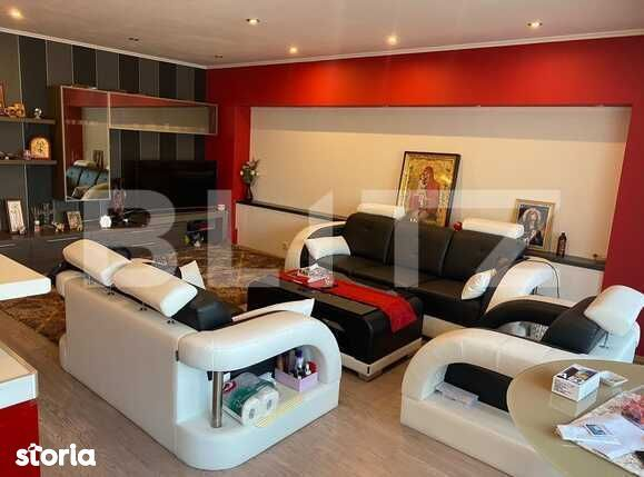 Apartament 4 camere, 120 mp, decomandat, Vlahuta