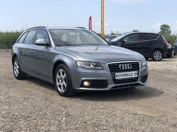 Audi A4 2009, 2.0 diesel, posibilitate = RATE =