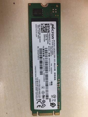 Urgent !!Vand SSD m.2 Micron 1300 de 512GB