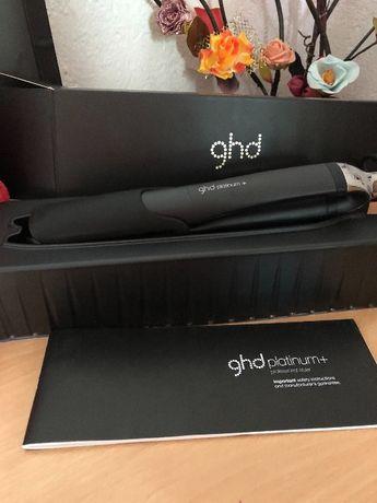 Интелигентна преса за разпознаване нуждите на косата GHD Platinum+