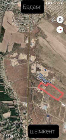 Земельный участок в частной собственности.