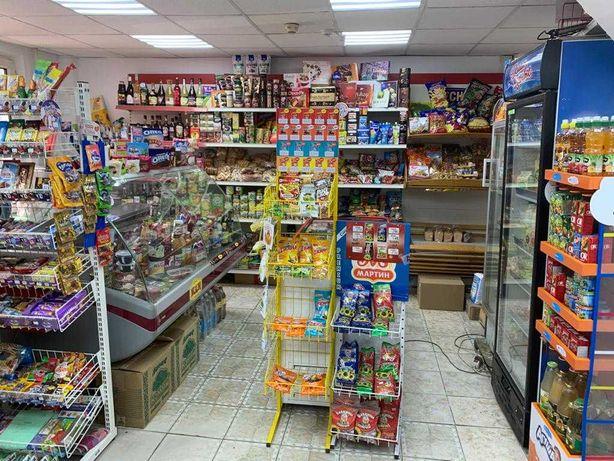 Сдам продуктовый магазин с оборудованием