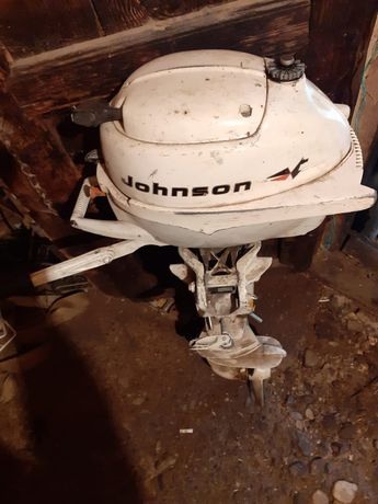 Motor barcă Johnson