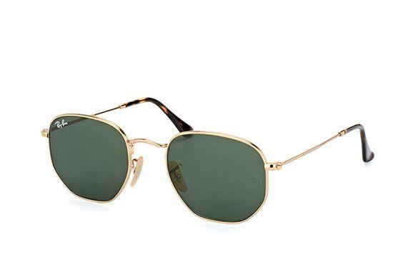 -40% Ray Ban RB 3548 001 HEXAGONAL Шестоъгълни слънчеви очила