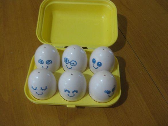 Веселите яйчица на Томи