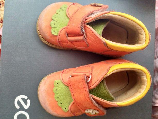 Две пары детской ортопедической обуви