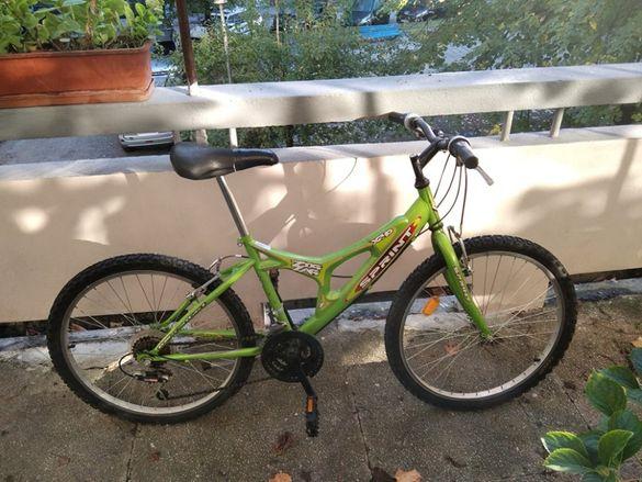 велосипед МАХСОМ (МАКСКОМ) СПРИНТ, предимство за Габрово