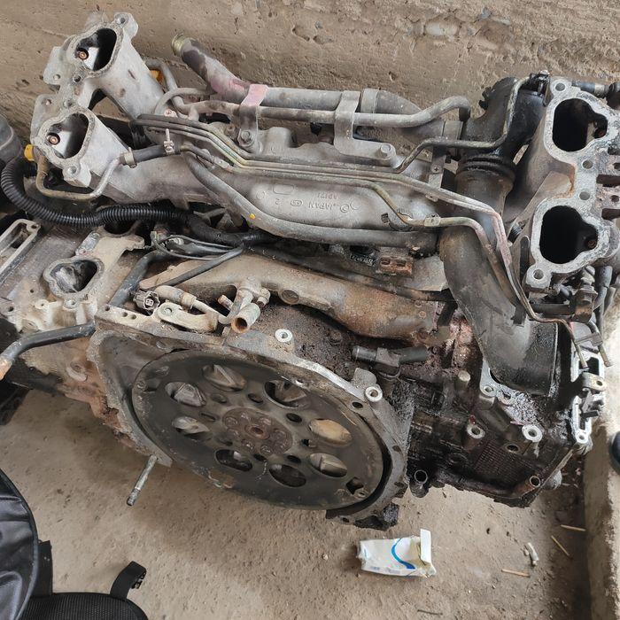 Субару форестер мотор, subaru forester turbo. Объём 2 Шымкент - изображение 1