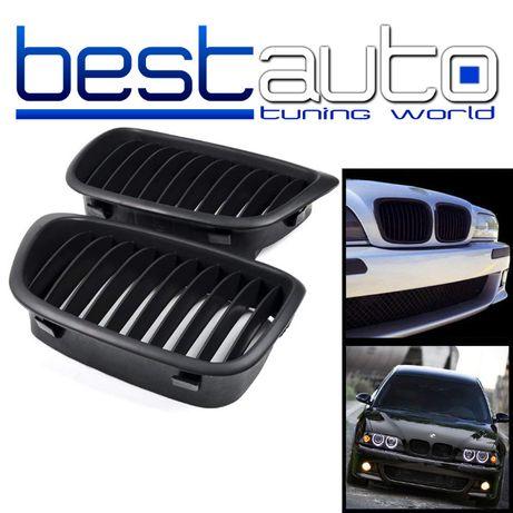 Бъбреци за БМВ E39/БМВ Е39 черен мат решетки за BMW E39 седан комби