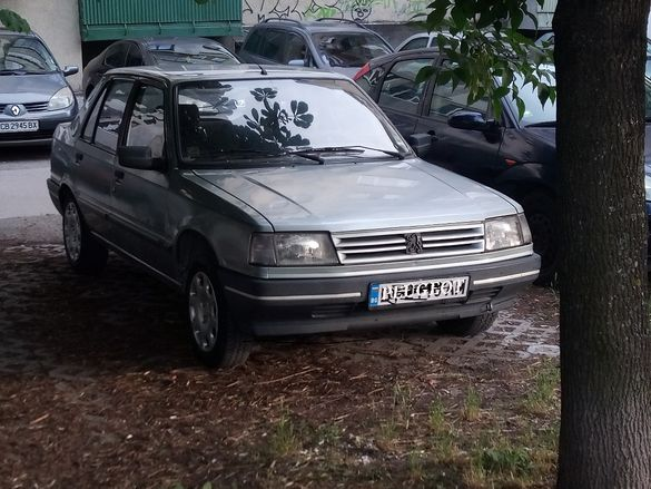 Peugeot 309 GT INJECTION