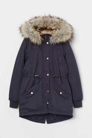 Ватирана парка H&M / bpc - дамско яке