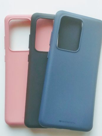 MERCURY Soft case Samsung Galaxy S20 Ultra, Galaxy S20+,S20,S20 Plus
