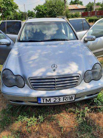 Mercedes w203 c class
