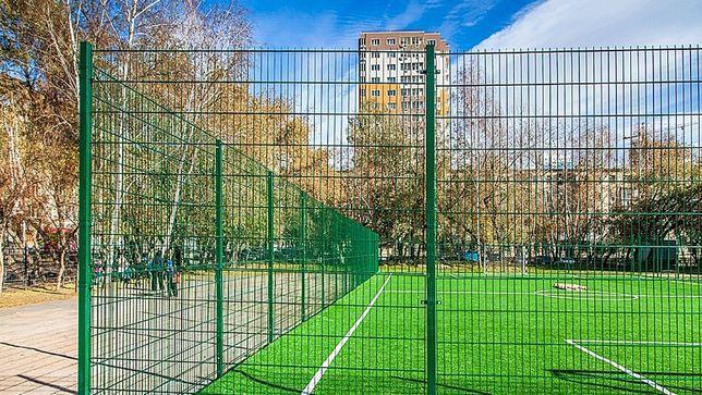 Ограждения и заборы для детских и спортивных площадок в Наличии