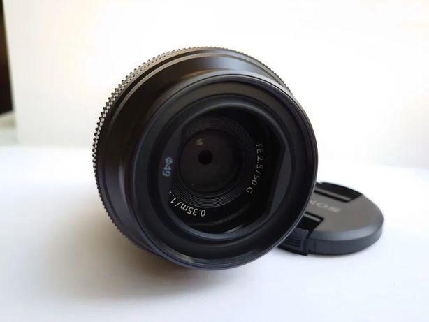 Объектив Sony FE 50 mm f/2.5 G (SEL50F25G.SYX)
