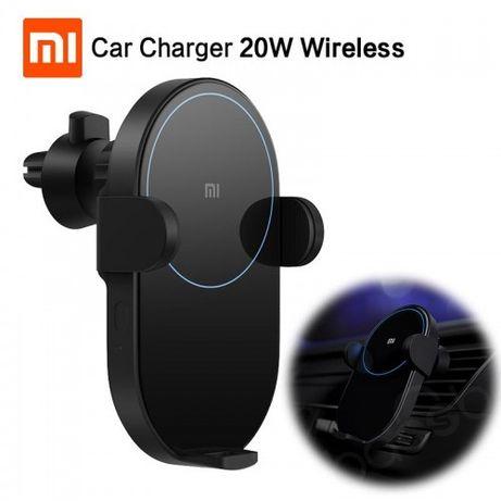 Xiaomi Wireless Car Charger 20W Беспроводная автомобильная зарядка