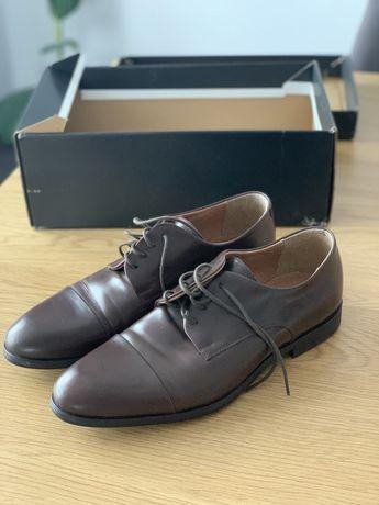 Pantofi eleganti barbati Anna Cori