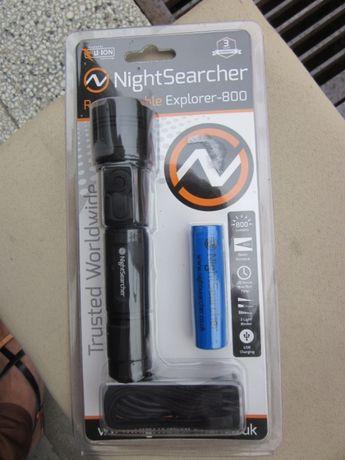 Промоция!!LED фенерче Explorer 800