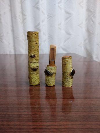 Примамки за патици, различни видове, ръчно изработени