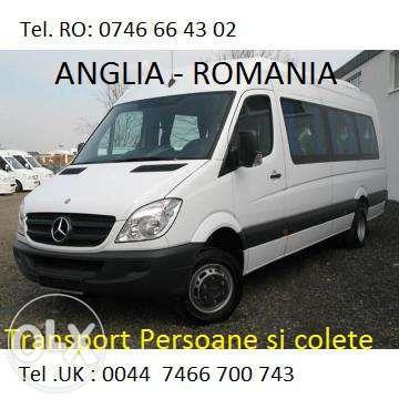 Transport Romania - Anglia , Austria , Germania, Belgia , Olanda