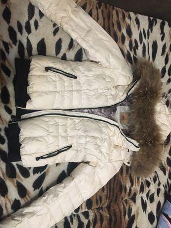 Зимняя куртка европейка натуралка