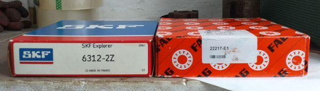 Rulmenti SKF 6312 - 2Z ( 100 lei ) si FAG 22217 - E1 ( 350 lei )