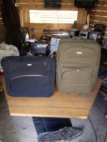 Куфар и чанта