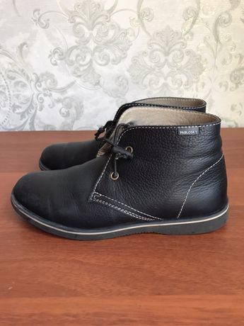 Продам ботинки на мальчика на на осень весну 37-й размер