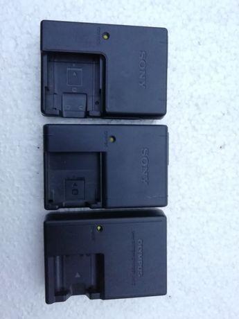 Chargere Sony și Olimpus