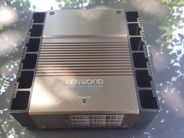 Amplificator auto kenwood vitange