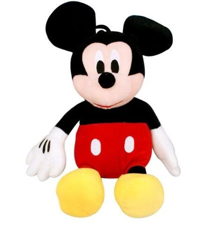 Mickey Mouse plus diverse marimi