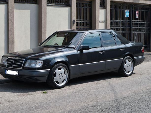 Mercedes W124 E200 impecabila