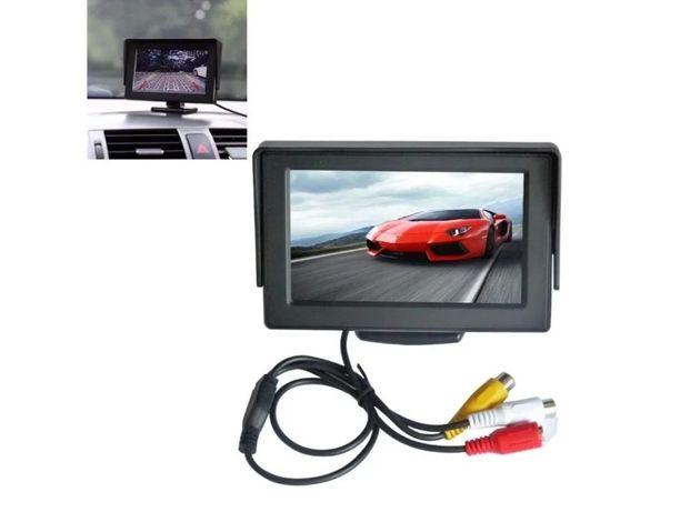 """Display auto 4.3"""" monitor pentru camera marsarier"""