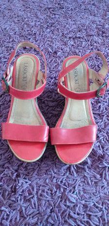 Sandale din piele Lasocki marimea 37
