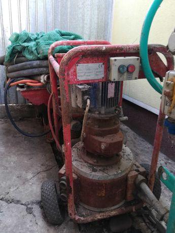 masina, pompa tencuit traditional , INTOPLAST, 220v