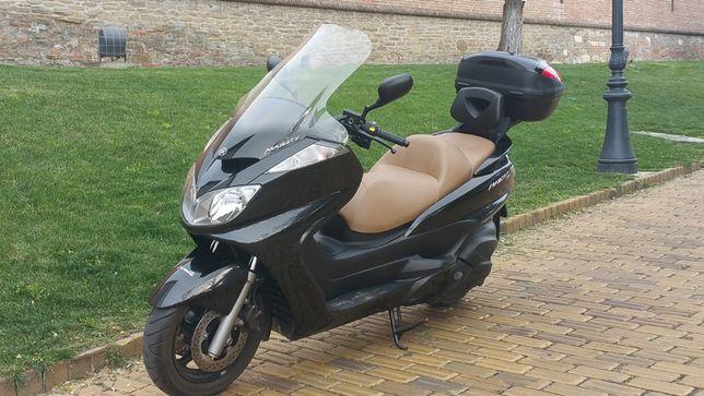 Yamaha Majesty 400/4.000 km!!!