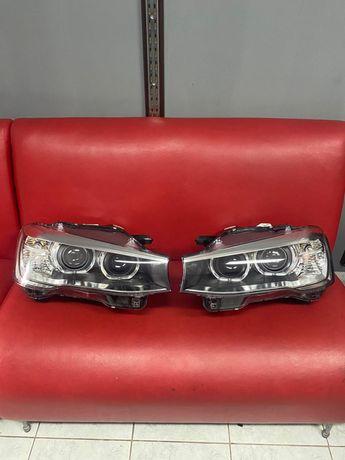 Бмв Bmw X3 X4 Ремонт Рециклиране Фар фарове стъкла корпус Капаци