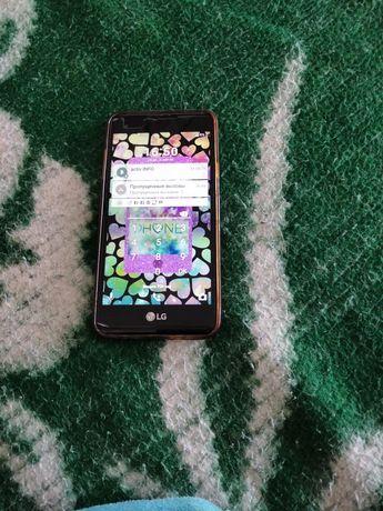 Телефон LGk200  продам